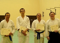 KSK National Gradings at Aylesbury April 2011