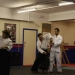 Sensei Fred Mills at Pinner Aikido Club
