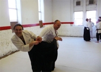 Sensei Scott Lacey from Oxford joins Kai Shin Kai