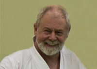 Sensei Fred Mills promoted to Rokudan