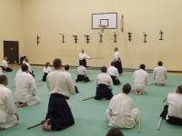 KSK Aikido Course at Aylesbury - November 2011 #1 - Midori