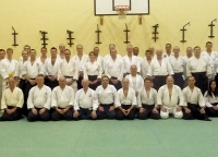 Pictures from the January 2012 KSK Aikido Day Course