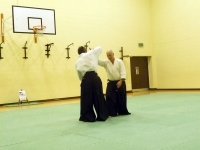 KSK Aikido Course at Aylesbury - March 2012 #1 - Steve Lindsey
