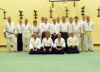 Pictures from the March 2012 KSK Aikido Day Course