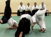 More Pictures from KSK Senior Gradings at Aylesbury - April 2012