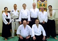 Pictures from training at KSK Oxford Aikido Club - May 2012