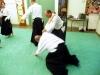 Training at KSK Oxford Aikido Club - May 2012