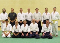 Pictures from the June 2012 KSK Aikido Day Course