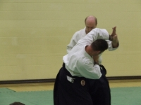 KSK Aikido Course at Aylesbury - June 2012