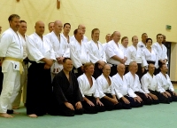 Pictures from the July 2012 KSK Aikido Day Course