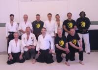 Aikido and Atado in Oxford - October 2012