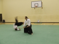 KSK Aikido Course at Aylesbury - November 2012 #1