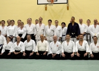 Pictures from the January 13th 2013 KSK Aikido Day Course