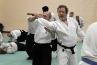 KSK Aikido Course at Aylesbury - March 3rd 2013