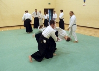 Pictures from the KSK Aikido Day Course - March 2013