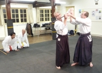 Pictures from training with Brian and Dave from Aylesbury KSK