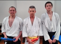 18.04.2013 - Club Gradings