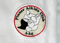 Sensei Steve Souch at Pinner Aikido Club