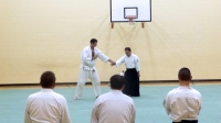KSK Aikido Course at Aylesbury - November 8th 2014