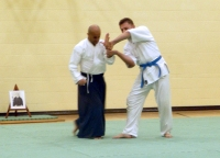 Pictures from the November 8th 2014 KSK Aikido Day Course