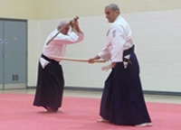 Pictures from the KSK Aikido Day Course - November 2019