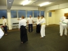 Sensei Mizuhiko Megata at Pinner Aikido Club London