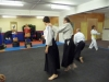 Senseis S.Lacey and S.Greenstreet at Pinner Kai Shin Kai